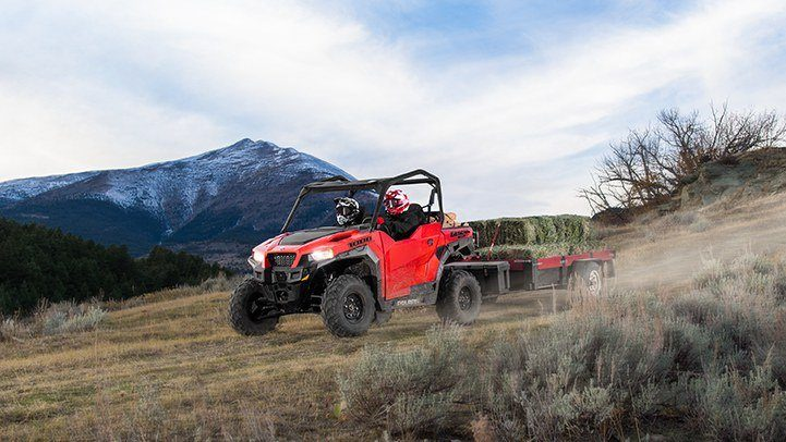 2017 Polaris General 1000 EPS in Ontario, California