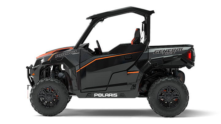 2017 Polaris General 1000 EPS Deluxe in Saint Johnsbury, Vermont