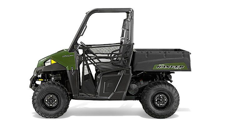2017 Polaris Ranger 570 in Hollister, California