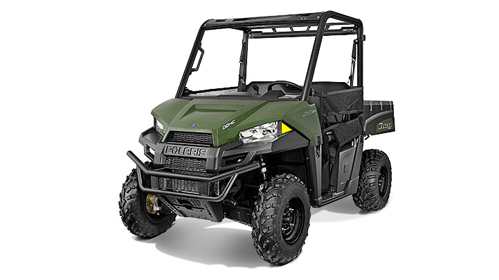 2017 Polaris Ranger 570 in Brighton, Michigan