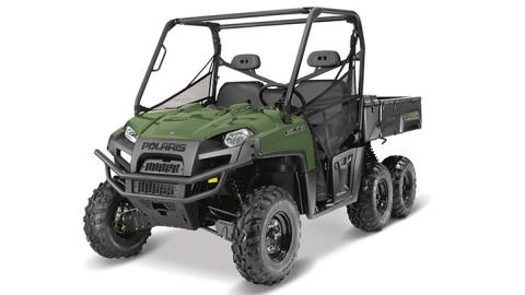 2017 Polaris Ranger 6X6 in Mahwah, New Jersey