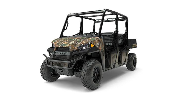 2017 Polaris Ranger Crew 570-4 in Nutter Fort, West Virginia