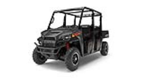 2017 Polaris Ranger Crew 570-4 EPS in Mount Pleasant, Michigan