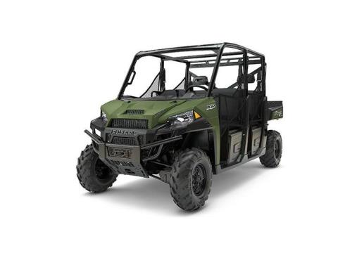 2017 Polaris Ranger Crew XP 1000 in Lancaster, South Carolina