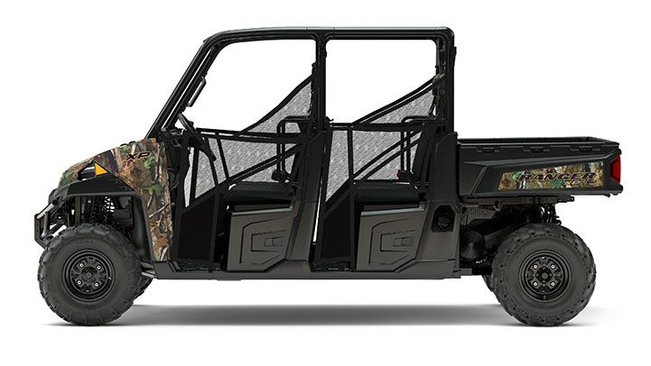 2017 Polaris Ranger Crew XP 900 EPS Camo in Hermitage, Pennsylvania