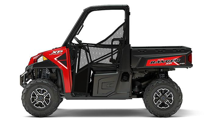 2017 Polaris Ranger XP 1000 EPS in Brighton, Michigan