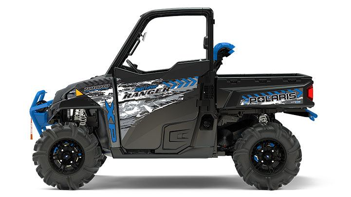 2017 Polaris Ranger XP 1000 EPS High Lifter Edition in Mount Pleasant, Michigan
