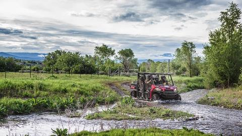 2017 Polaris Ranger XP 1000 EPS Hunter Edition in Saucier, Mississippi