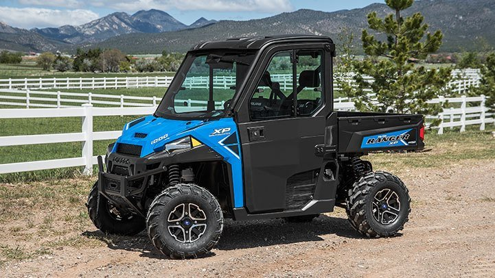2017 Polaris Ranger XP 1000 EPS Northstar HVAC Edition in Poteau, Oklahoma