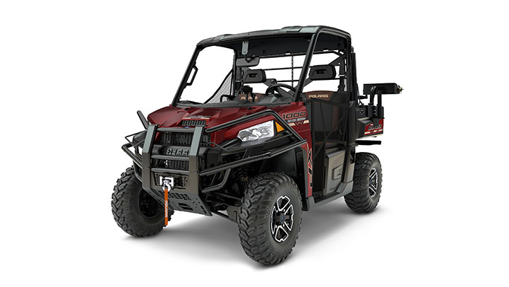 2017 Polaris Ranger XP 1000 EPS Ranch Edition in Mount Pleasant, Michigan