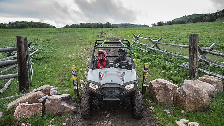 2017 Polaris RZR 570 in Mount Pleasant, Michigan