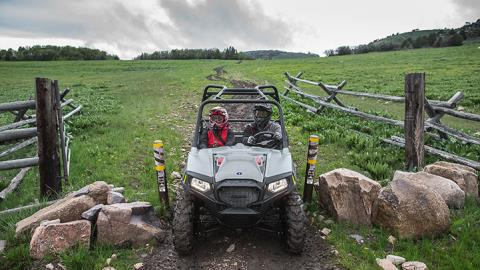 2017 Polaris RZR 570 in Pierceton, Indiana