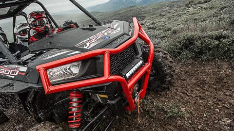 2017 Polaris RZR 4 900 EPS in Brighton, Michigan