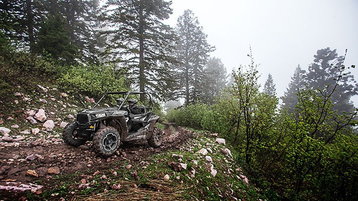 2017 Polaris RZR 900 EPS XC Edition in Bremerton, Washington