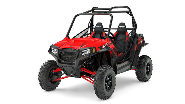 2017 Polaris RZR S 570 EPS in Ontario, California