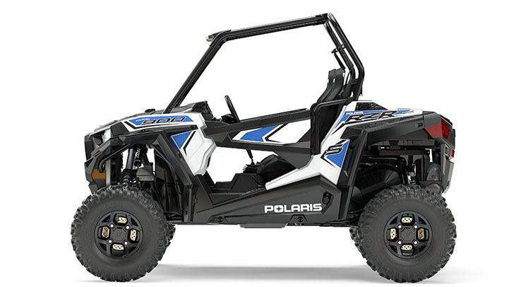 2017 Polaris RZR S 900 in Chesterfield, Missouri