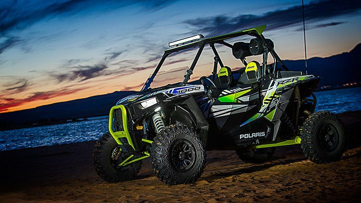 2017 Polaris RZR XP 1000 EPS in Ferrisburg, Vermont