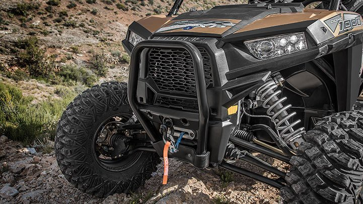 2017 Polaris RZR XP 1000 EPS LE in Centralia, Washington