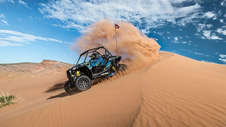 2017 Polaris RZR XP 1000 EPS LE in Mount Pleasant, Michigan