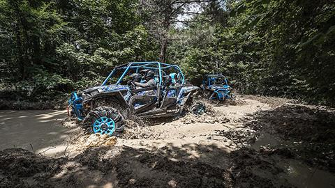 2017 Polaris RZR XP 4 1000 EPS High Lifter Edition in Mount Pleasant, Michigan