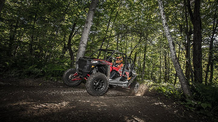 2017 Polaris RZR XP 4 Turbo EPS in Dillon, Montana