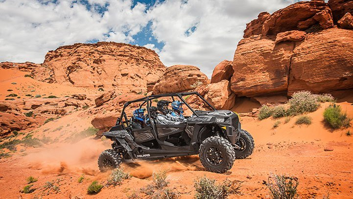 2017 Polaris RZR XP 4 Turbo EPS in Roseville, California