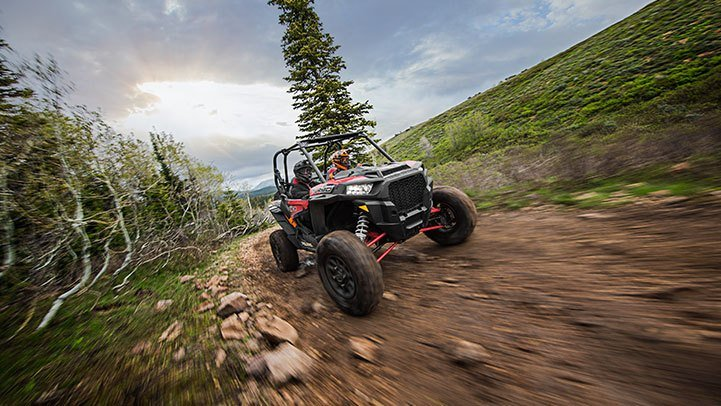2017 Polaris RZR XP Turbo EPS in Mount Pleasant, Michigan