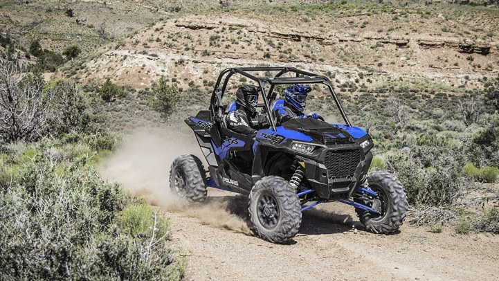 2017 Polaris RZR XP Turbo EPS in Pasadena, Texas