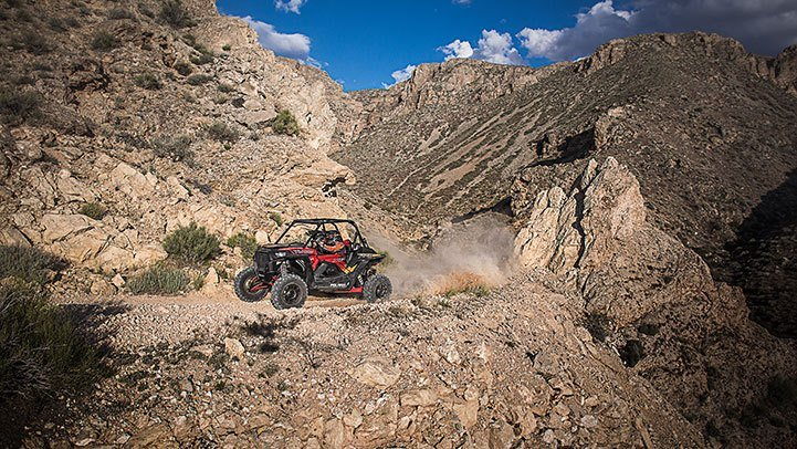 2017 Polaris RZR XP Turbo EPS in Clovis, New Mexico