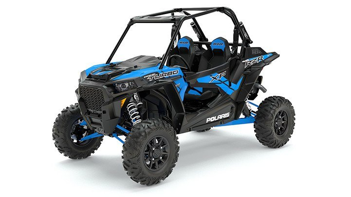 2017 Polaris RZR XP Turbo EPS in Ferrisburg, Vermont