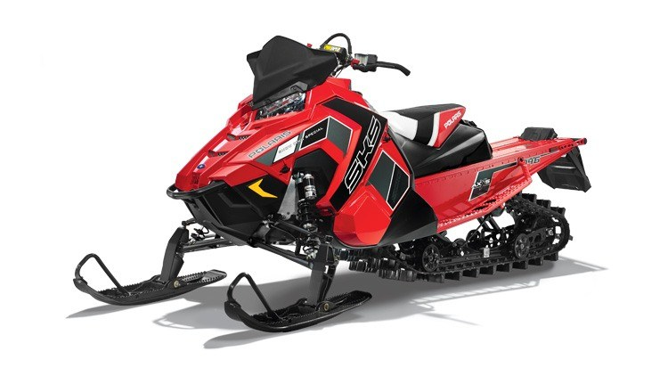 2018 Polaris 800 SKS 146 SnowCheck Select in Deerwood, Minnesota