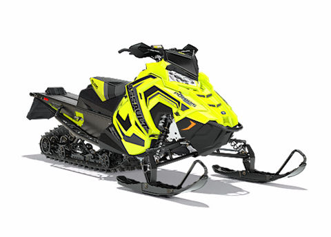 2018 Polaris 600 Switchback Assault 144 SnowCheck Select in Newport, Maine