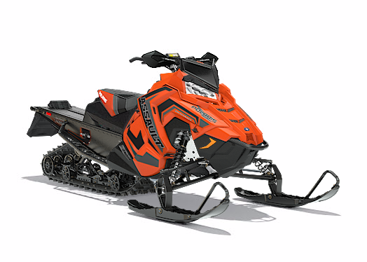 2018 Polaris 600 Switchback Assault 144 SnowCheck Select in Center Conway, New Hampshire