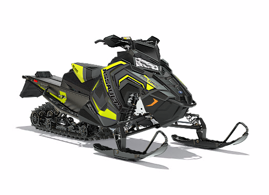 2018 Polaris 600 Switchback Assault 144 SnowCheck Select in Troy, New York