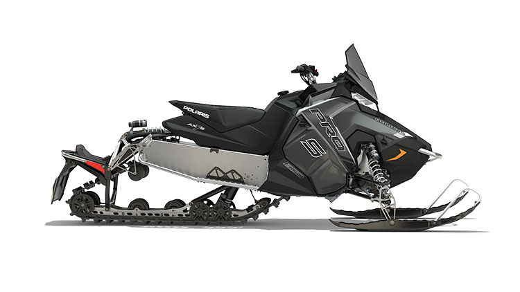 2018 Polaris 600 Switchback PRO-S SnowCheck Select in Portland, Oregon