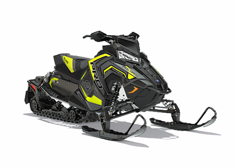2018 Polaris 800 Switchback PRO-S SnowCheck Select in Newport, Maine