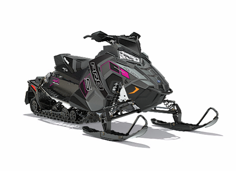 2018 Polaris 800 Switchback PRO-S SnowCheck Select in Hazlehurst, Georgia