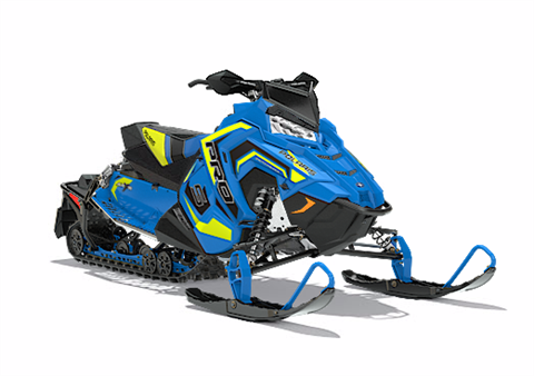 2018 Polaris 800 Switchback PRO-S SnowCheck Select in Lewiston, Maine