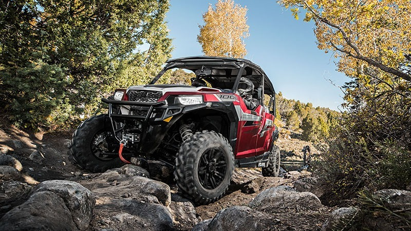 2018 Polaris General 4 1000 EPS Ride Command Edition in New York, New York