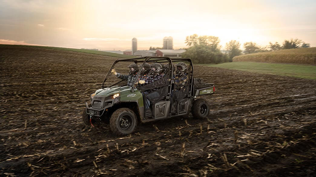 2018 Polaris Ranger Crew 570-6 in Clovis, New Mexico