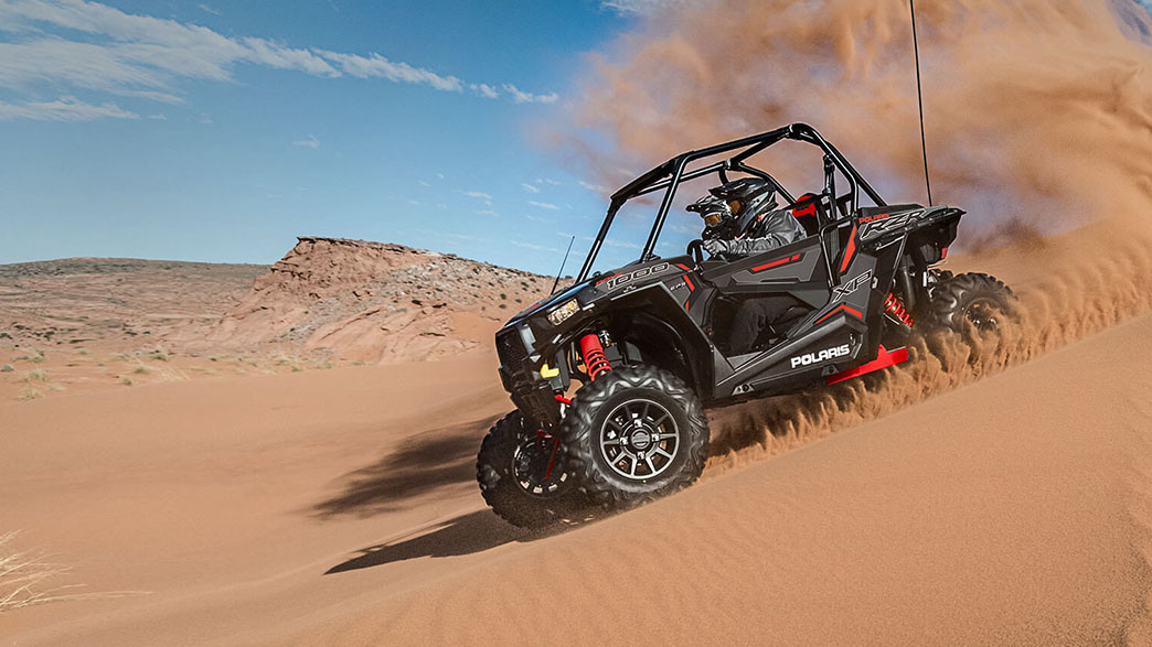 2018 Polaris RZR XP 1000 EPS Ride Command Edition in New York, New York