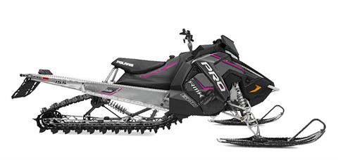2020 Polaris 600 PRO-RMK 155 SC in Elk Grove, California