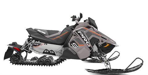 2020 Polaris 600 RUSH PRO-S SC in Elk Grove, California