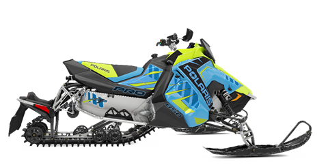 2020 Polaris 850 RUSH PRO-S SC in Elk Grove, California