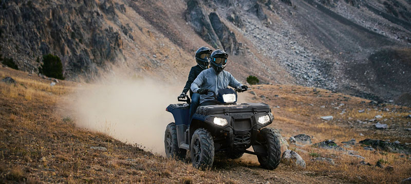 2021 Polaris Sportsman Touring 850 in Berkeley Springs, West Virginia - Photo 4