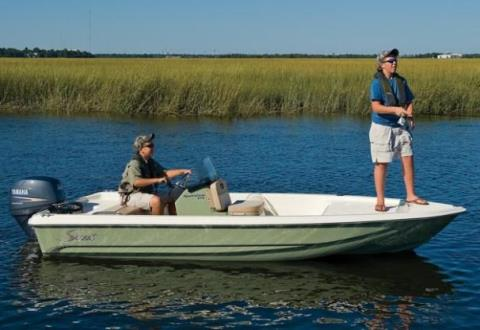 2015 Scout Boats 151 in Bridgeport, New York