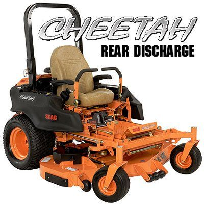 2017 SCAG Power Equipment Cheetah - 61 in. / 72 in. (SCZ72V-31FX) in Red Wing, Minnesota