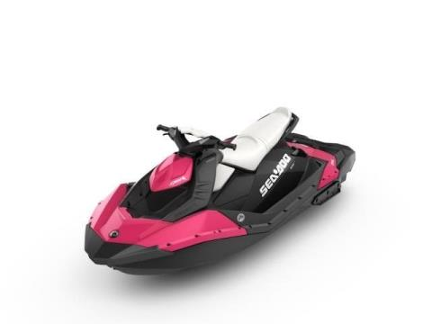 2015 Sea-Doo Spark™ 3up 900 H.O. ACE™ iBR Convenience Package in Gaylord, Michigan