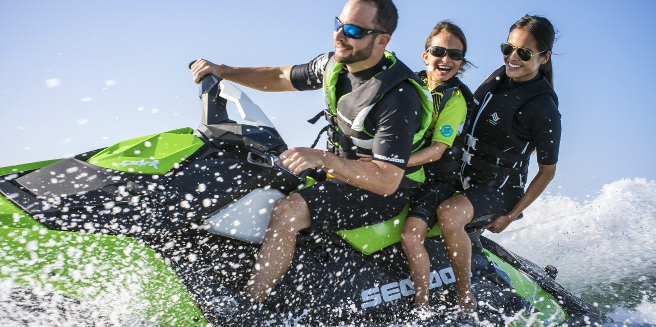 2016 Sea-Doo Spark 2up 900 H.O. ACE w/ iBR & Convenience Package Plus in Bozeman, Montana