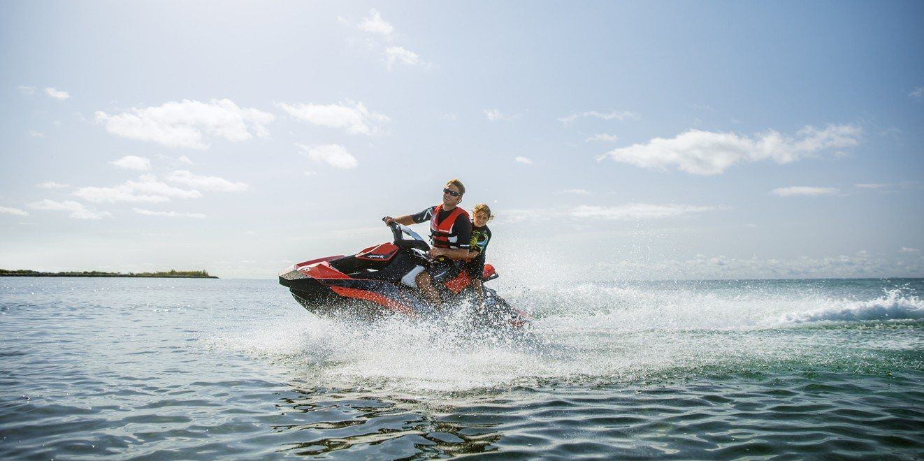 2016 Sea-Doo Spark 2up 900 H.O. ACE w/ iBR & Convenience Package Plus in Memphis, Tennessee